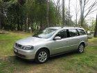 Opel  Astra G Caravan (facelift 2002)  1.8 16V (125 Hp)