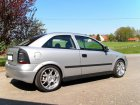 Opel  Astra G CC  1.8 16V (125 Hp) Automatic