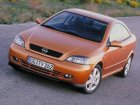 Opel  Astra G Coupe  2.0 16V Turbo (192 Hp)
