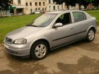 Opel  Astra G (facelift 2002)  2.0 16V Turbo OPC (200 Hp)