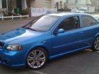 Opel Astra G (facelift 2002)