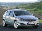 Opel  Astra H  2.0i 16V Turbo (170 Hp)