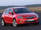Opel  Astra J  1.6 (180 Hp) Turbo Automatic