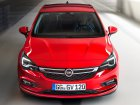 Opel  Astra K  1.4 Turbo (150 Hp) Automatic