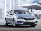 Opel  Astra K (facelift 2019)  1.4 Turbo (145 Hp) CVT