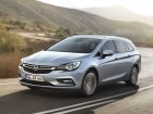 Opel  Astra K Sports Tourer  1.4 Turbo (150 Hp)