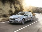 Opel  Astra K Sports Tourer  1.4 EcoTec (110 Hp) CNG