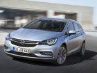 Opel  Astra K Sports Tourer  1.4 Turbo (125 Hp)