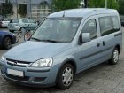 Opel  Combo Tour C (facelift 2003)  1.6i (87 Hp)