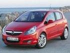 Opel  Corsa D 5-door  1.7 CDTI (125 Hp)