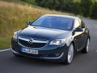 Opel  Insignia Hatchback  2.8 V6 Turbo (260 Hp) 4x4