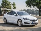 Opel  Insignia Sedan  2.0 Turbo (220 Hp) Automatic