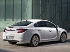 Opel  Insignia Sedan  2.0 Turbo (220 Hp) 4x4 Automatic