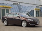 Opel  Insignia Sports Tourer  2.8 V6 Turbo (260 Hp) 4x4 Automatic