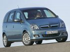 Opel  Meriva A (facelift 2006)  1.6i (105 Hp) Automatic