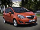 Opel  Meriva B  1.4 Turbo (140 Hp)