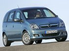 Opel Meriva Technical specifications and fuel economy