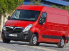 Opel  Movano B  2.3 CDTI Turbo (125 Hp)
