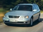 Opel  Omega B Caravan  2.0i 16V (136 Hp) Automatic