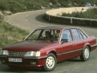 Opel  Senator A (facelift 1982)  3.0i V6 CAT (156 Hp)