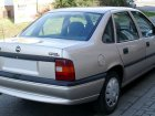 Opel  Vectra A (facelift 1992)  2.5 V6 (170 Hp) Automatic