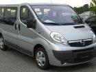 Opel  Vivaro A (facelift 2006)  2.5 CDTI (146 Hp)