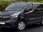 Opel Vivaro Technical specifications and fuel economy
