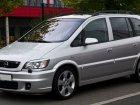 Opel  Zafira A (facelift 2003)  2.2 16V (147 Hp) Automatic