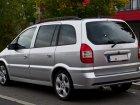 Opel  Zafira A (facelift 2003)  1.8 16V (125 Hp)