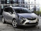 Opel Zafira Technical specifications and fuel economy