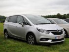 Opel  Zafira Tourer C (facelift 2016)  1.4 (120 Hp) Turbo