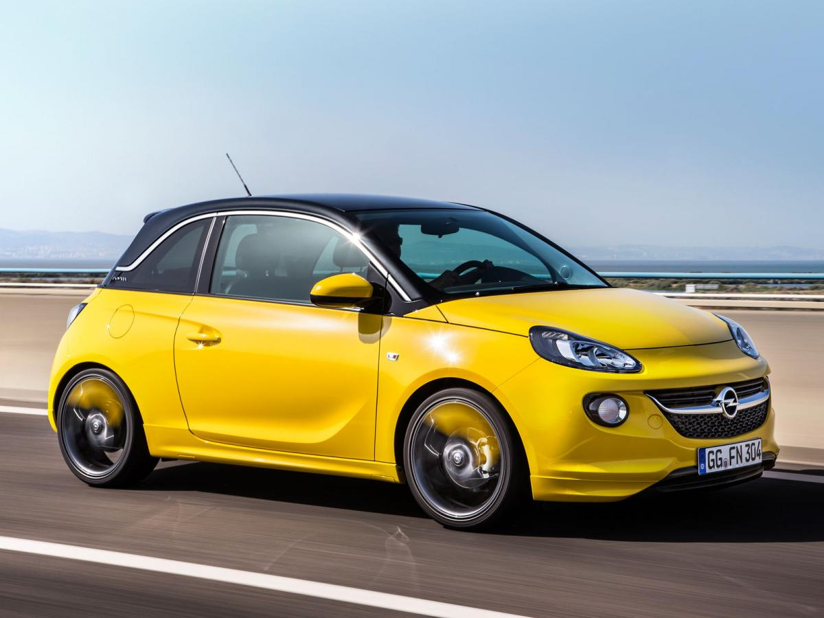 opel adam rocks s 1 4 turbo ecoflex 150 hp. Black Bedroom Furniture Sets. Home Design Ideas