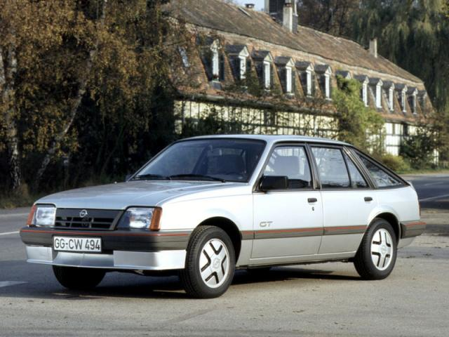 opel ascona technical specifications and fuel economy. Black Bedroom Furniture Sets. Home Design Ideas