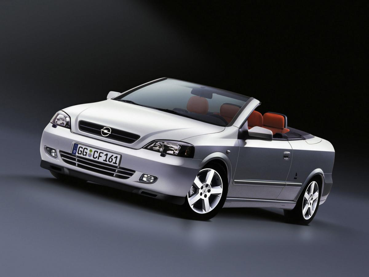 opel astra g cabrio 2 2 16v 147 hp. Black Bedroom Furniture Sets. Home Design Ideas
