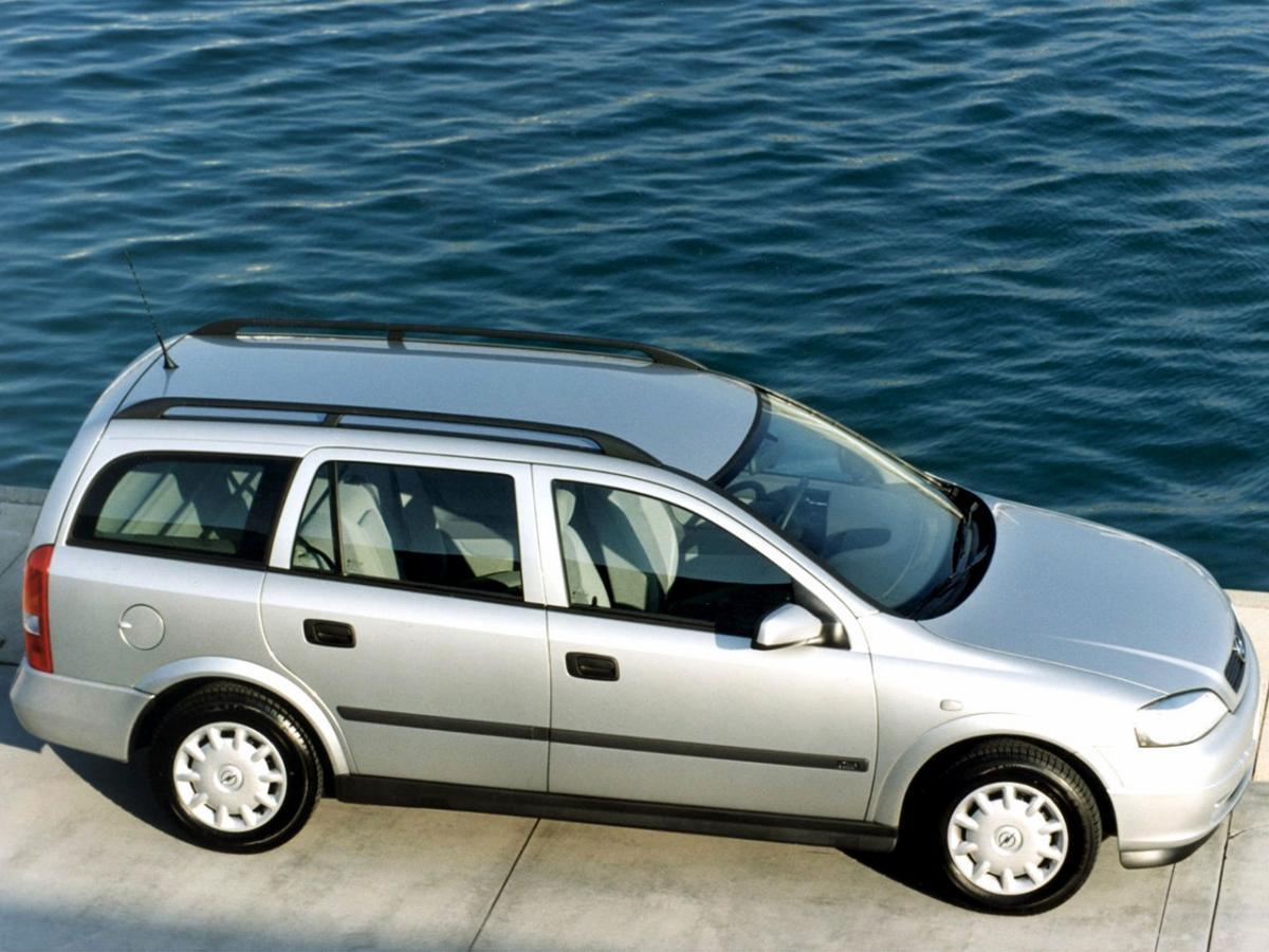 opel astra g caravan 1 6 75 hp. Black Bedroom Furniture Sets. Home Design Ideas