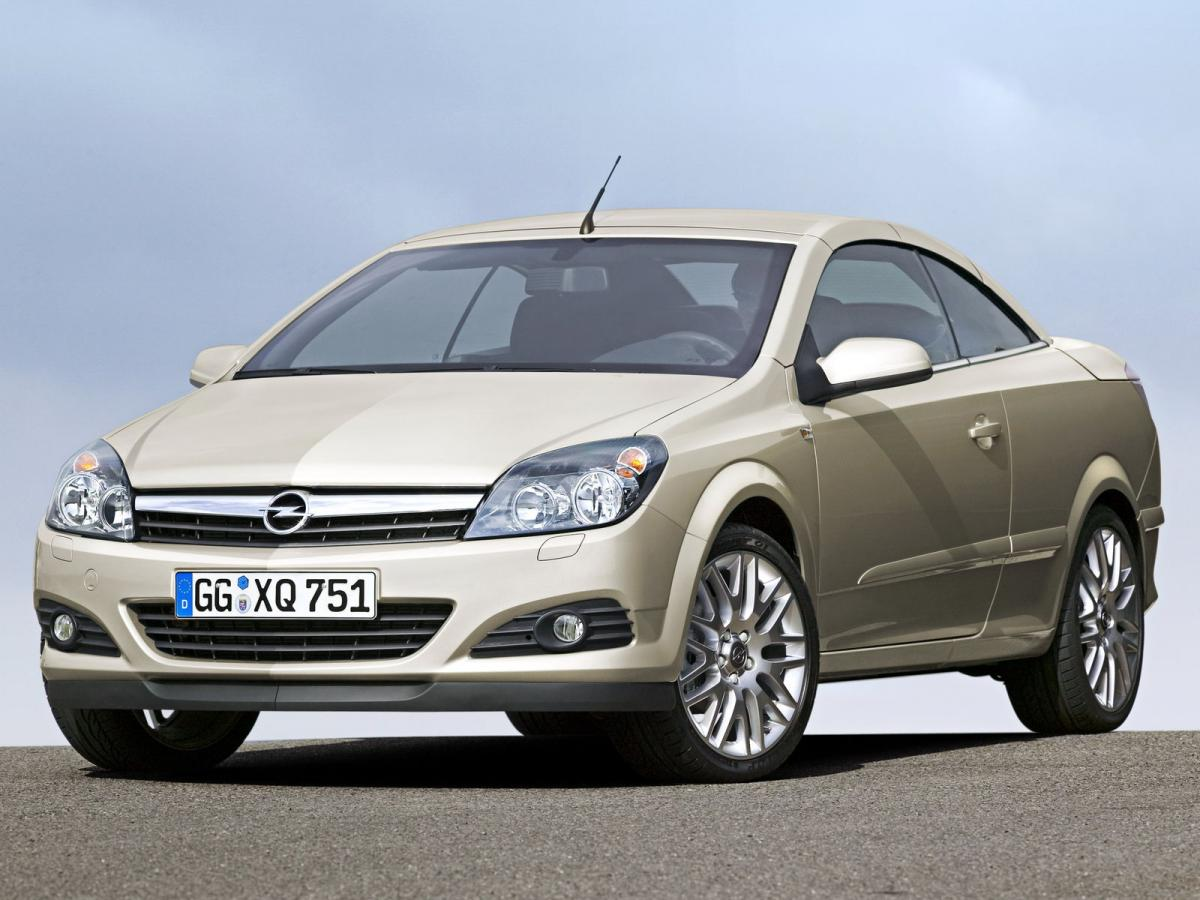 opel astra h twintop 16v turbo ecotec 200 hp. Black Bedroom Furniture Sets. Home Design Ideas
