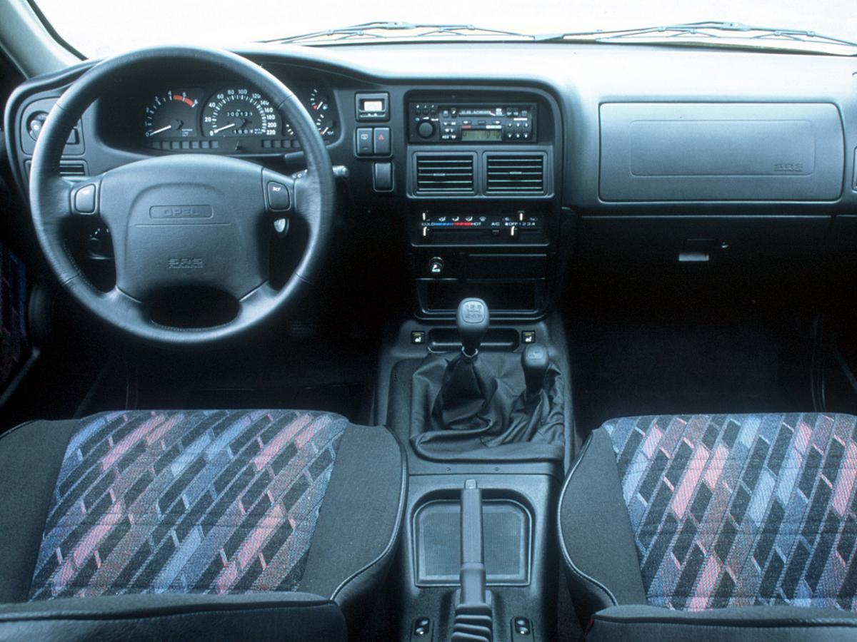 opel frontera a sport 2 5 tds 115 hp 4x4. Black Bedroom Furniture Sets. Home Design Ideas