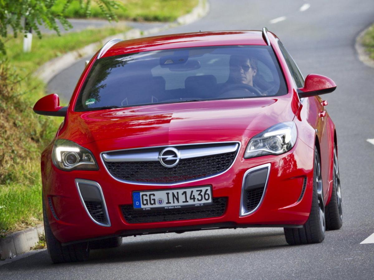 Opel Insignia technical specifications and fuel economy