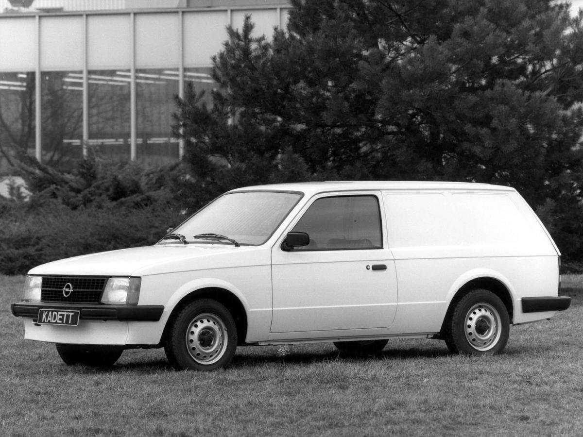 Opel Kadett D Caravan 1 2 S 60 Hp