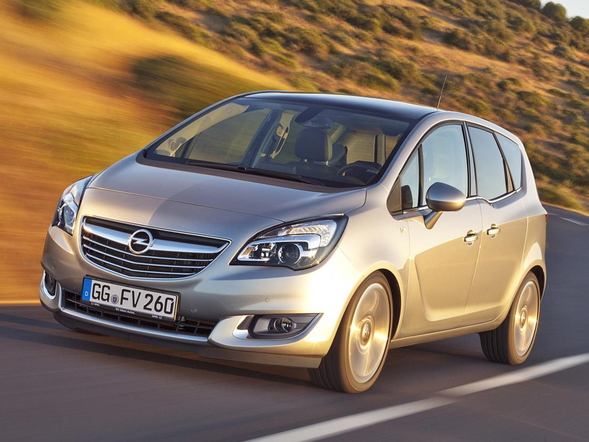 opel meriva b 1 4 turbo 140 hp automatic. Black Bedroom Furniture Sets. Home Design Ideas
