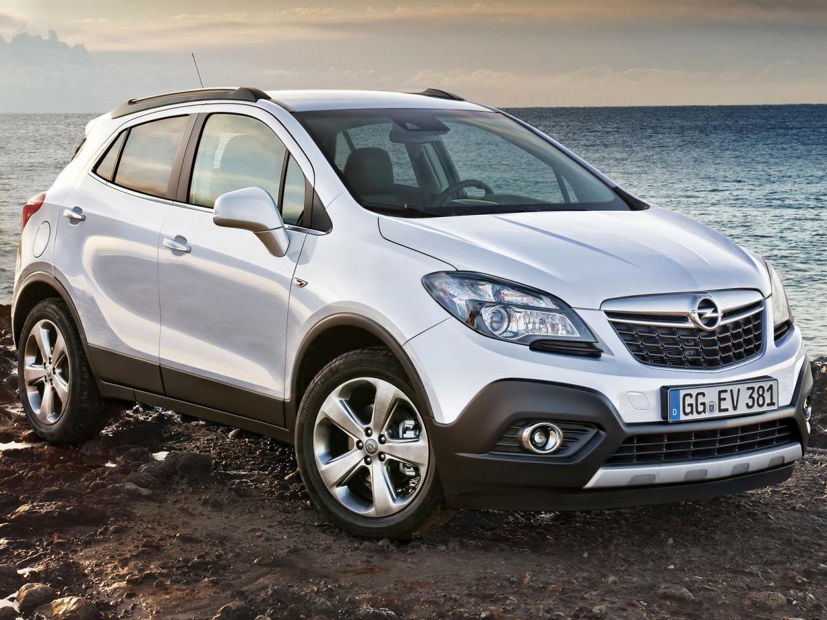 opel mokka technical specifications and fuel economy. Black Bedroom Furniture Sets. Home Design Ideas