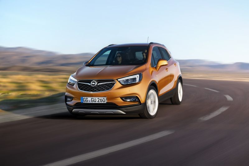 opel mokka x 1 6 cdti 136 hp automatic. Black Bedroom Furniture Sets. Home Design Ideas