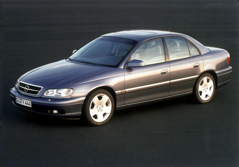 Opel Omega B  Facelift 1999  2 5 V6 Tdi  150 Hp
