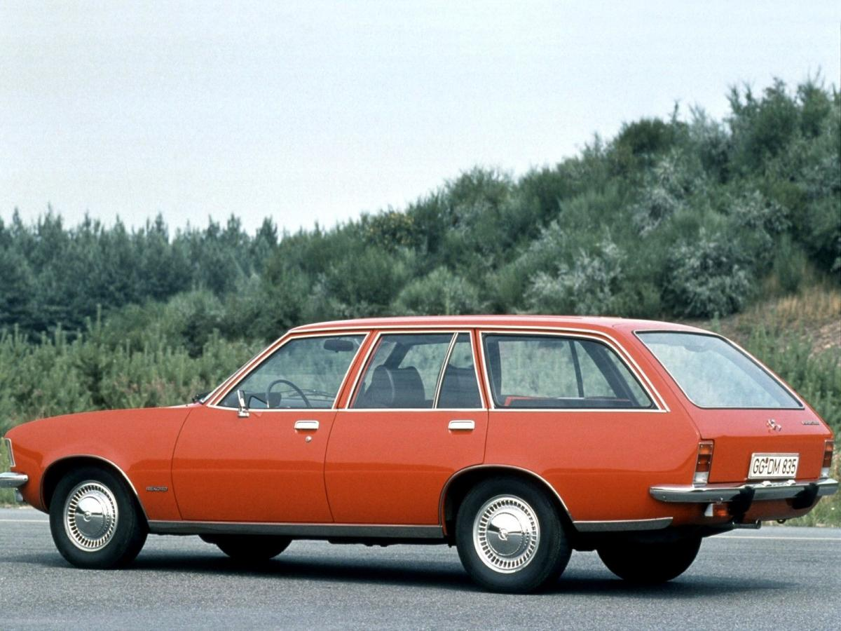 opel rekord technical specifications and fuel economy. Black Bedroom Furniture Sets. Home Design Ideas
