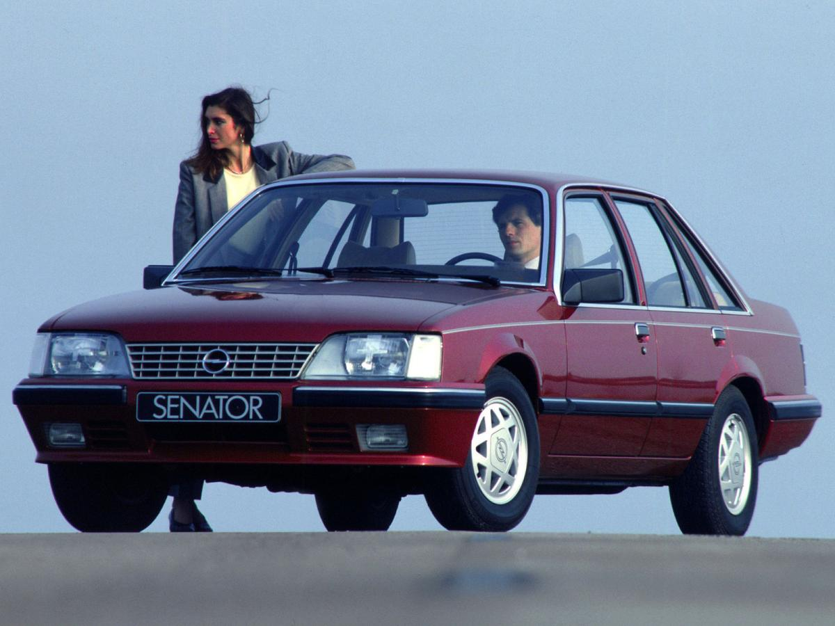 opel senator technical specifications and fuel economy. Black Bedroom Furniture Sets. Home Design Ideas