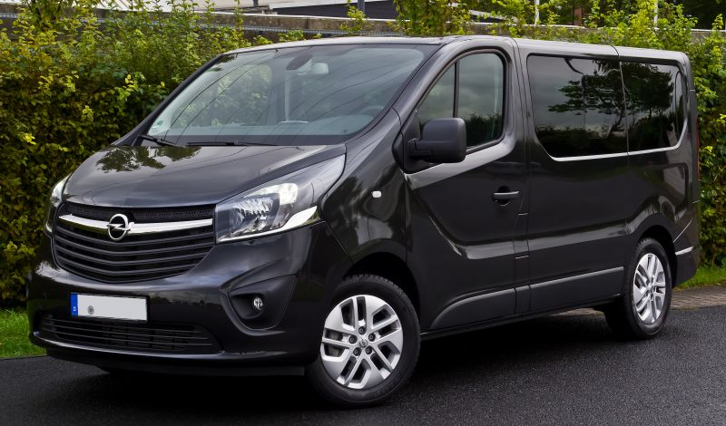 opel vivaro technical specifications and fuel economy. Black Bedroom Furniture Sets. Home Design Ideas