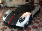 Pagani  Zonda Cinque  Tricolore 7.3 V12 (678 Hp) Automatic