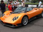 Pagani Zonda Technical specifications and fuel economy