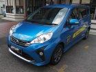 Perodua Alza Технические характеристики и расход топлива автомобилей