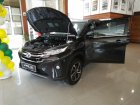 Perodua Aruz Technical specifications and fuel economy